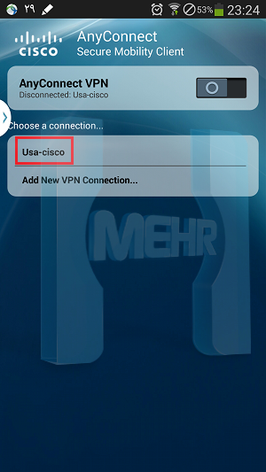 cisco vpn android